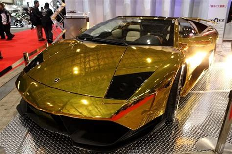 expensive cars gold yakthung world s most expensive car gold lamborghini