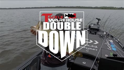 Tackle Warehouse Double Down - Cody Meyer - FLW Fishing ...