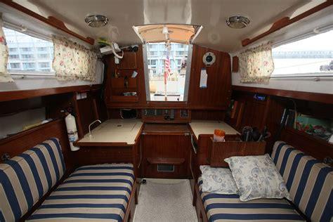 The Albin Vega 27 Sailboat Bluewaterboatsorg