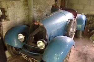 Voiture Sortie De Grange : l 39 histoire d 39 une bugatti brescia sortie de sa grange bourguignonne news d 39 anciennes ~ Gottalentnigeria.com Avis de Voitures