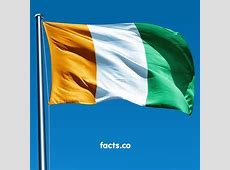 Ivory Coast Flag colors meaning history of Cote d'Ivoire