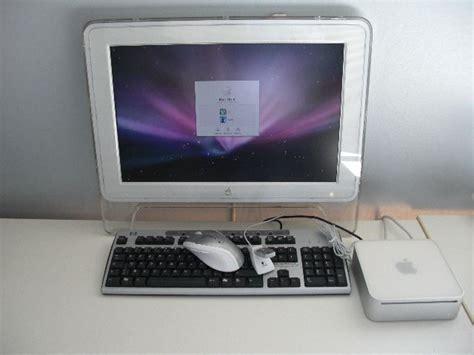 ordinateur de bureau mac ordinateur de bureau comprenant unité centrale apple mar