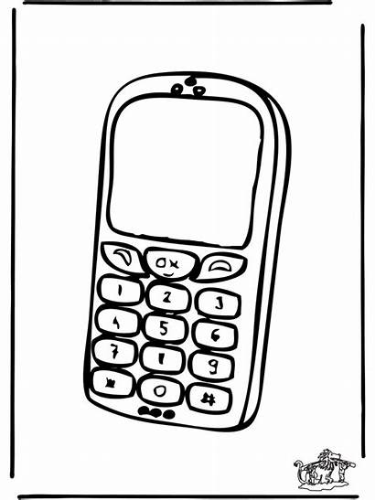 Phone Mobile Advertisement Funnycoloring