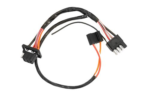 Heater Wiring Harness Mustang With Speed Blower