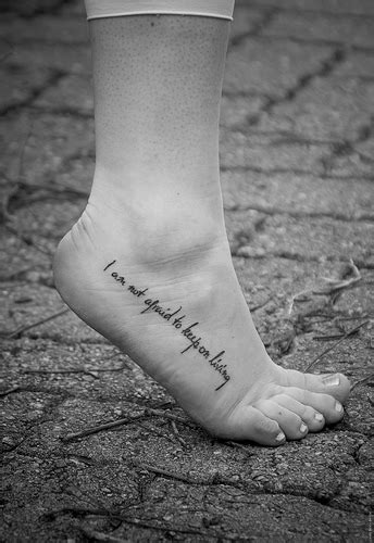 Arm Writing Tattoos   The Arts