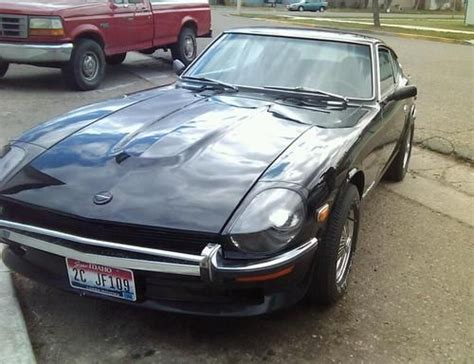 Datsun 240z Seats by Purchase Used Black Datsun 240z Everything Was Restored
