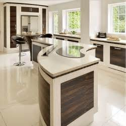 curved kitchen island modern curved kitchen island images
