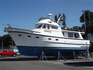 Defever 49 Pilot House Boats