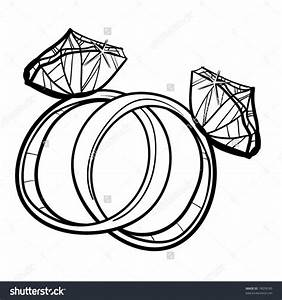 how to draw a wedding ring wwwpixsharkcom images With drawing wedding rings