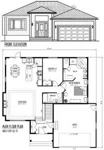 large log home floor plans bungalow floor plans with attached garage 1929 craftsman