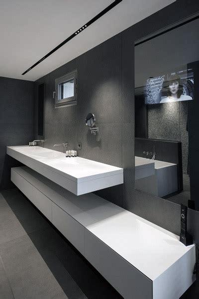 habillage hotte cuisine mobilier résidentiel solid surface aménagement caluire