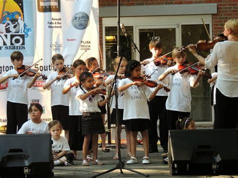 Talent Education Suzuki School by Just For You The Rowayton Library S Events