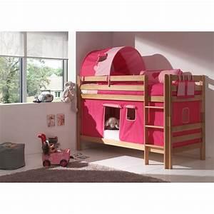 Lit Enfant Double : tente lit ~ Teatrodelosmanantiales.com Idées de Décoration