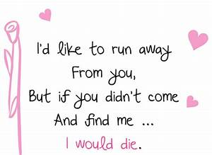 Cute Love Quotes for Him (Boyfriend) with Images