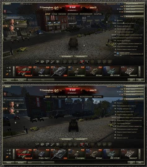 World Of Tanks Garage Mod by Mod Hangar Garage Quot Victory Day Quot World Of Tanks 1 0 1 0