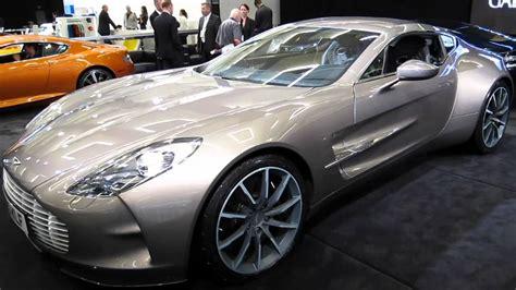 Aston Martin One-77 .... 1.8 Million Dollar Car With 750hp