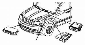 Chrysler Aspen Engine Control Module  Liter