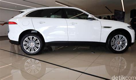 Modifikasi Jaguar F Pace by Jaguar F Pace Mobil Paling Irit Dari Jaguar