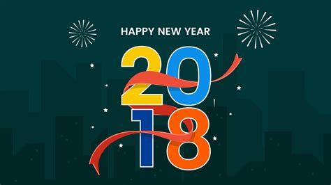 Happy New Years Images New Happy New Year 2018 Wallpaper 78 Images