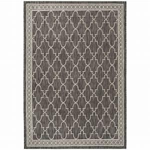 Outdoor Teppich Schwarz Weiß : kunstfaser outdoor teppich ~ Frokenaadalensverden.com Haus und Dekorationen