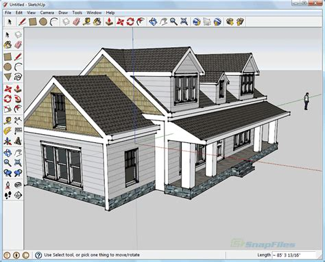 sketchup create models houses interiors