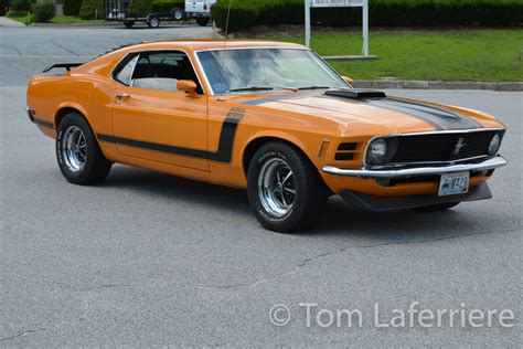1970 Ford Mustang Boss 302- Offered By Laferriere Classic Cars