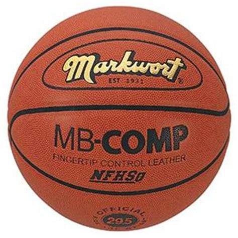 markwort nfhs mens composite basketballs basketball