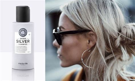 Our Picks: The Best Silver Shampoos for Ash Blonde Hair