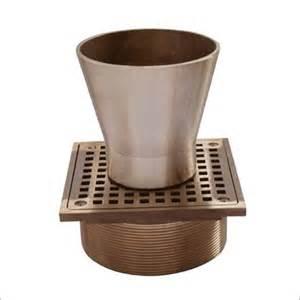 pvc floor drain funnel floor matttroy