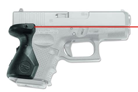 glock 26 laser light crimson trace lasergrips for glock gen 4 26 27 33