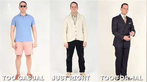 smart casual dress code explained quick  simple