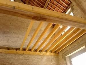 Faire Un Plancher Bois : la r novation d 39 une grange en maison d 39 habitation ~ Dailycaller-alerts.com Idées de Décoration