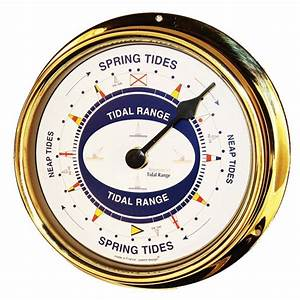 Force 4 Spring  U0026 Neap Tide Clock