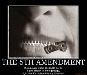 Quotes On The Fifth Amendment. QuotesGram
