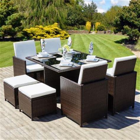 rattan garden furniture clearance sale landscaping