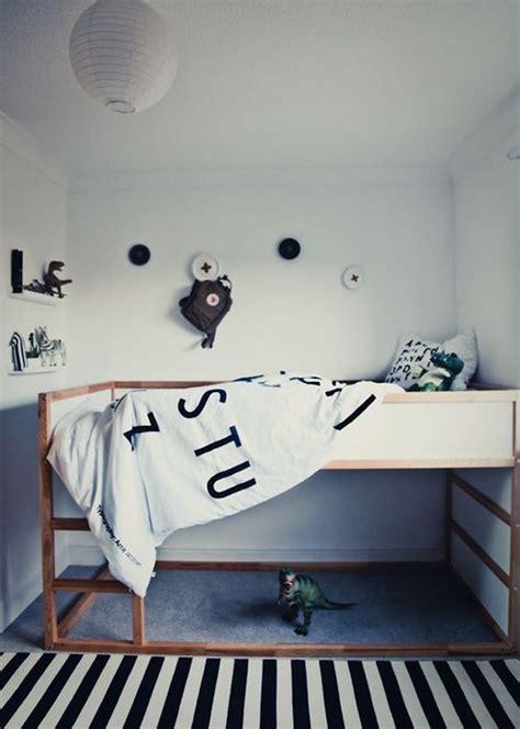 black  white kids room ideas homemydesign