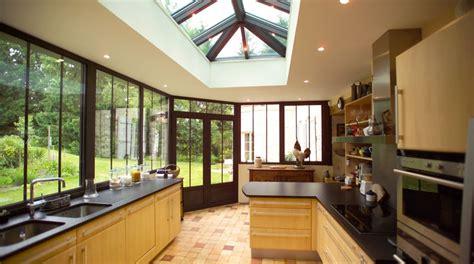 cuisine veranda j 39 ouvre mon horizon avec une véranda rénovation
