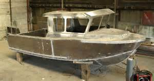 Aluminum Boats Building Your Own