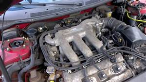 Ford Probe Gt 2 5 V6 1994 Engine Knock When Cold