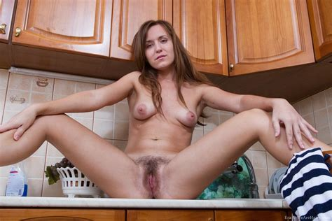Hairy Girl Era Is A Sexy Brunette Woman That Loves To Show