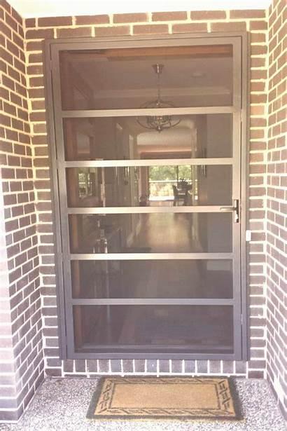 Screen Security Door Doors Best10en Guardado Desde