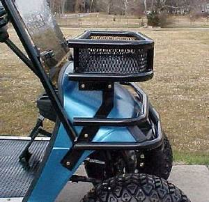 Golf Cart Front Brush Guards