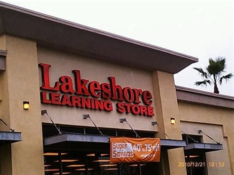 lakeshore learning store educational services san