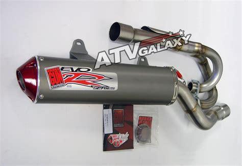 Big Gun Evo Full Exhaust Pipe Muffler Polaris Predator 500