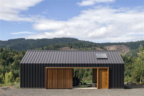 shed architectural style elk valley tractor shed fieldwork design architecture