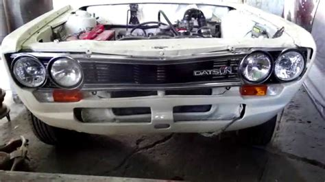 Datsun 510 Restoration by Datsun 510 Restoration