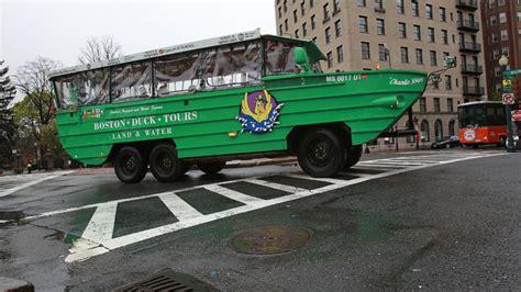 Duck Boat Boston massachusetts senate approves new safety regs for duck
