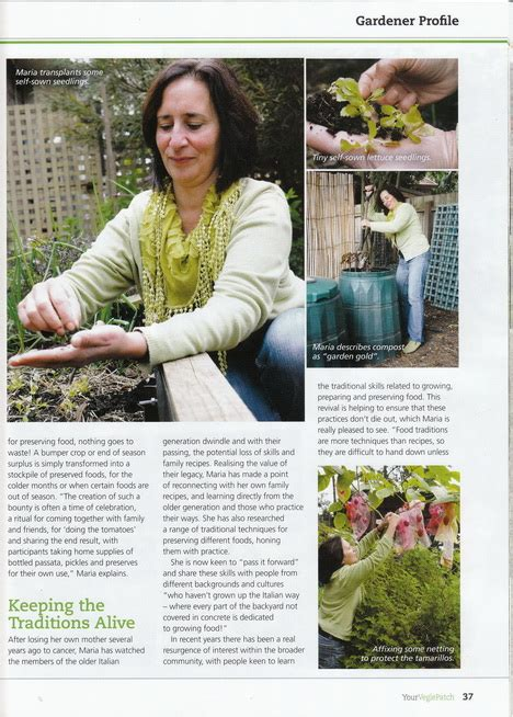 Your Vegie Patch Magazine October 2015