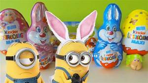 Easter Collection Kinder Surprise Maxi Eggs Easter Bunny