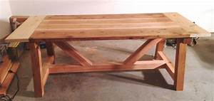 Image Gallery truss table